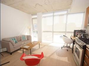 Apartment for rent at 318 King St Unit 209 Toronto Ontario - MLS: C4419884