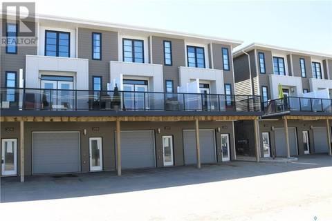 Townhouse for sale at 3229 Elgaard Dr Unit 209 Regina Saskatchewan - MLS: SK800185