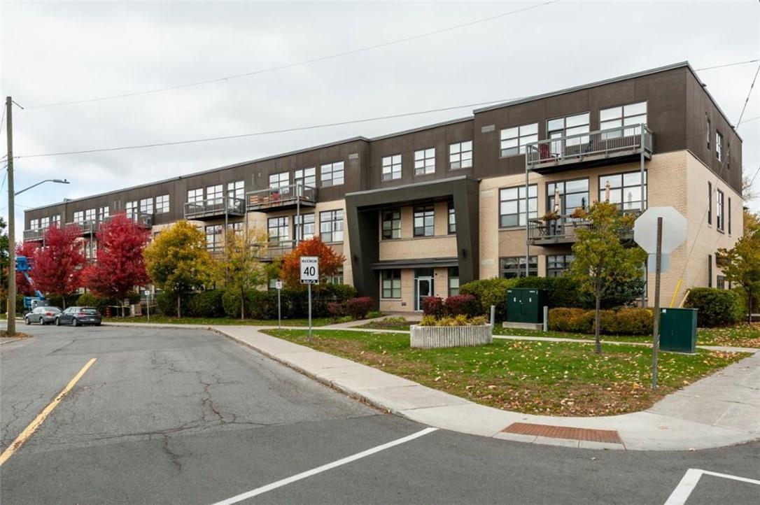 Buliding: 345 Denis Street, Ottawa, ON