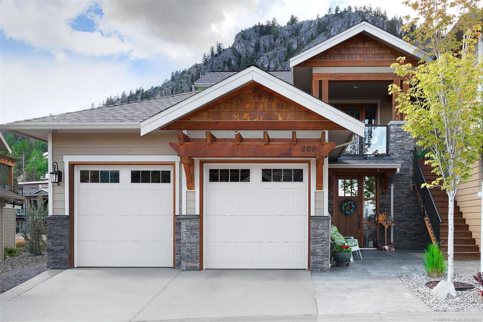 Townhouse for sale at 4000 Redstone Cres Unit 209 Peachland British Columbia - MLS: 10205349