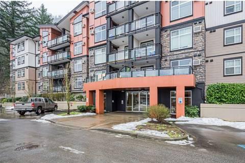Condo for sale at 45640 Alma Ave Unit 209 Sardis British Columbia - MLS: R2447175