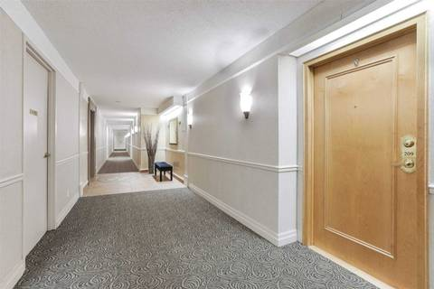 Condo for sale at 50 The Boardwalk Wy Unit 209 Markham Ontario - MLS: N4712504