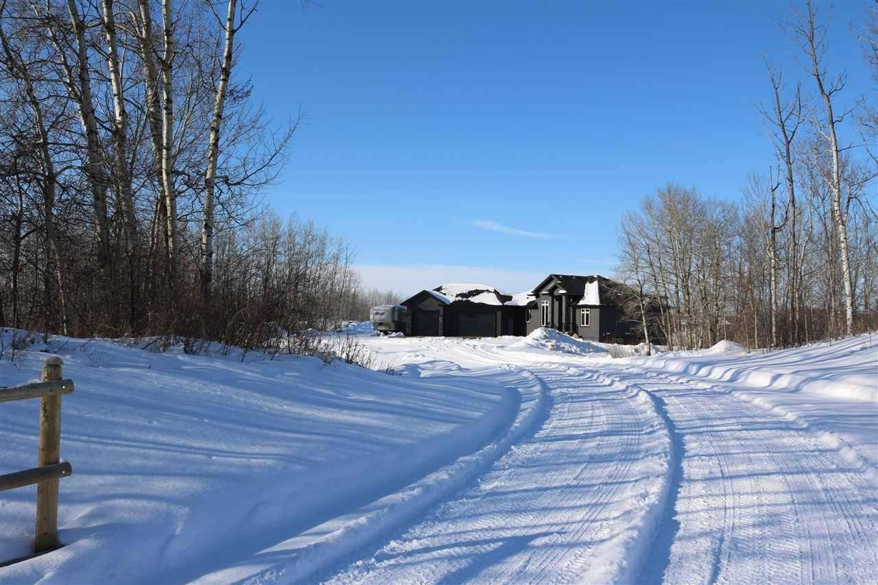 Buliding: 50072 Rge Road, Rural Camrose County, AB
