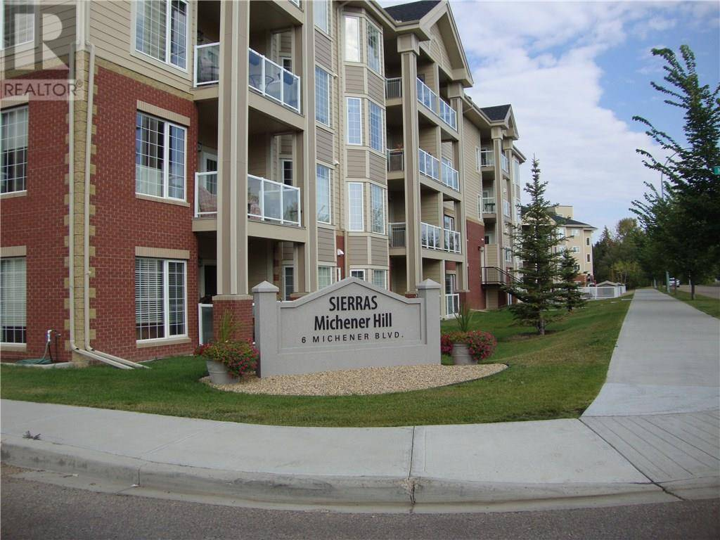 Condo for sale at 6 Michener Blvd Unit 209 Red Deer Alberta - MLS: ca0171424