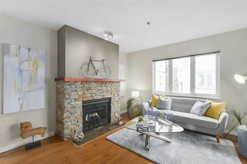 Condo for sale at 643 7th Ave W Unit 209 Vancouver British Columbia - MLS: R2349003