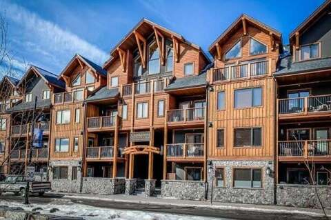 Condo for sale at 707 Spring Creek Dr Unit 209 Canmore Alberta - MLS: C4292441