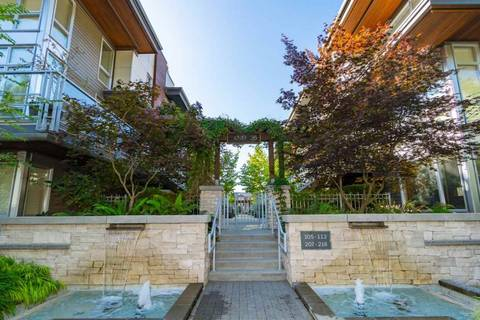 Townhouse for sale at 735 15th St W Unit 209 North Vancouver British Columbia - MLS: R2428488