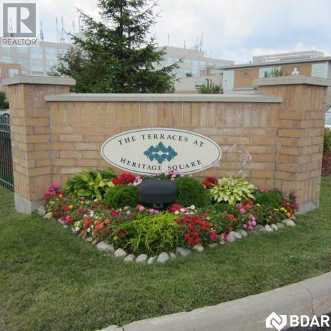 Condo for sale at 90 Dean Ave Unit 209 Barrie Ontario - MLS: 30759673