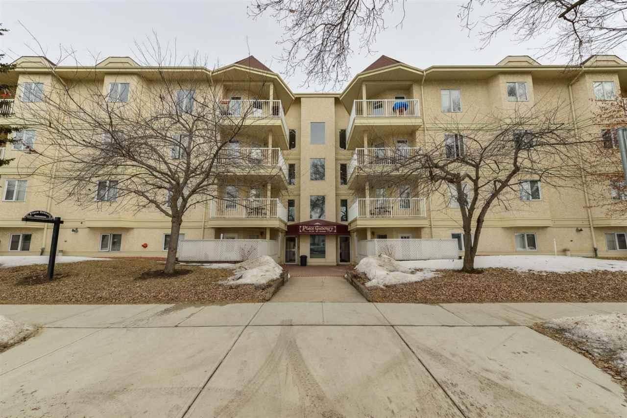 Condo for sale at 9138 83 Ave Nw Unit 209 Edmonton Alberta - MLS: E4192325