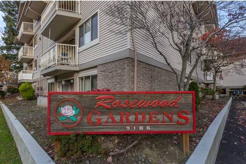 Condo for sale at 9186 Edward St Unit 209 Chilliwack British Columbia - MLS: R2418315
