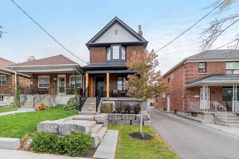 House for sale at 209 Atlas Ave Toronto Ontario - MLS: C4701234