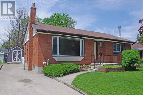 House for sale at 209 Ellsworth Ave London Ontario - MLS: 202126