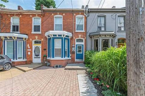 Townhouse for sale at 209 Ferguson Ave Hamilton Ontario - MLS: X4711177