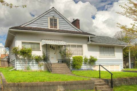 House for sale at 209 Fifth Ave New Westminster British Columbia - MLS: R2368674