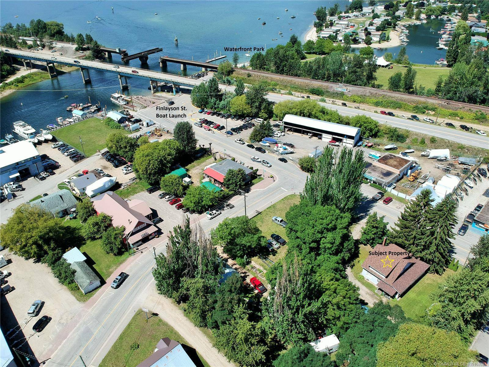 Home for sale at 209 Finlayson St Sicamous British Columbia - MLS: 10188038