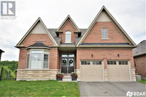 House for sale at 209 Gold Park Gt Angus Ontario - MLS: 30736318