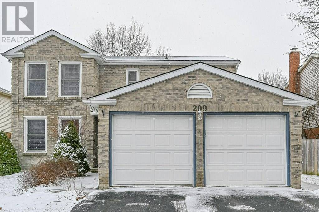 House for sale at 209 Highview Dr Kitchener Ontario - MLS: 30785627