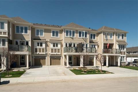 Townhouse for sale at 209 Hillcrest Garden(s) Southwest Airdrie Alberta - MLS: C4248576