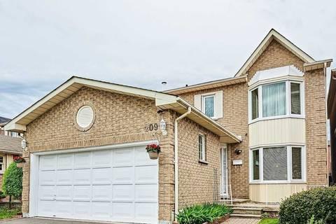 House for sale at 209 Ponymeadow Terr Toronto Ontario - MLS: E4500993