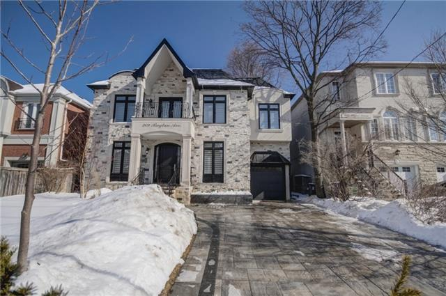 For Sale: 209 Raglan Avenue, Toronto, ON | 4 Bed, 6 Bath House for $3,495,000. See 20 photos!