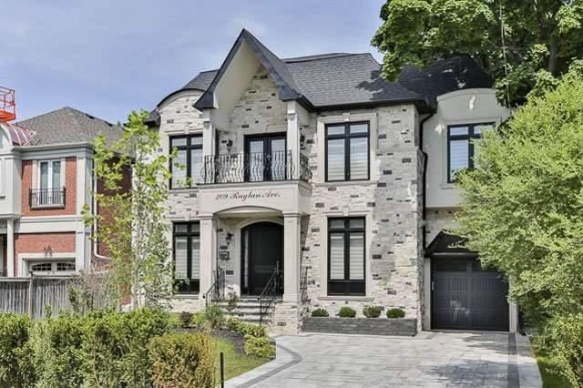 Sold: 209 Raglan Avenue, Toronto, ON
