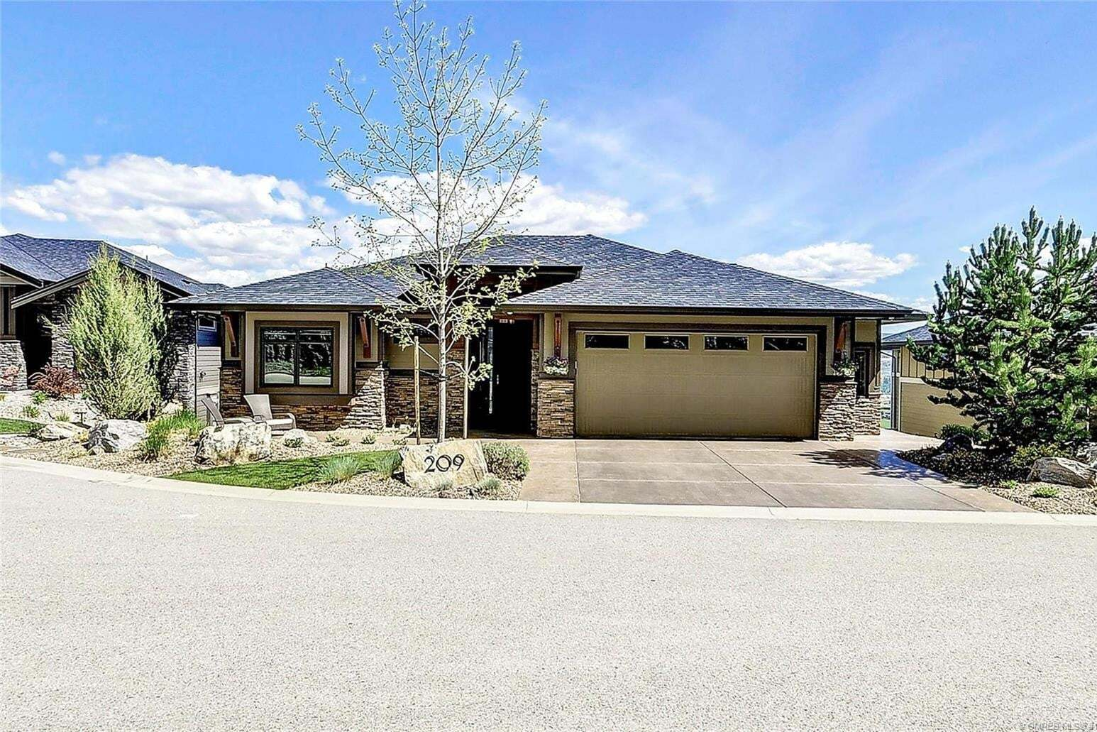 House for sale at 209 Red Rock Ct Kelowna British Columbia - MLS: 10204946