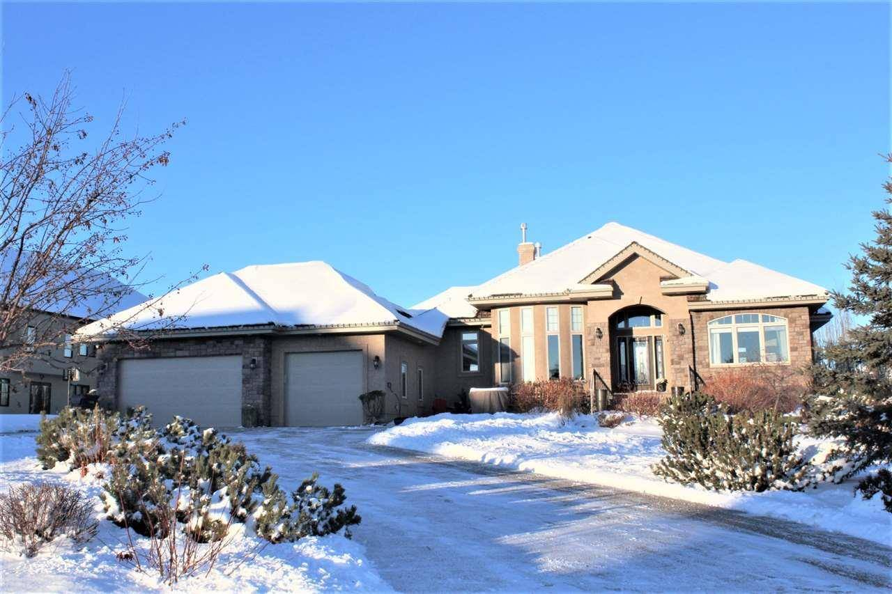 House for sale at 209 Riverside Cs Rural Sturgeon County Alberta - MLS: E4158161