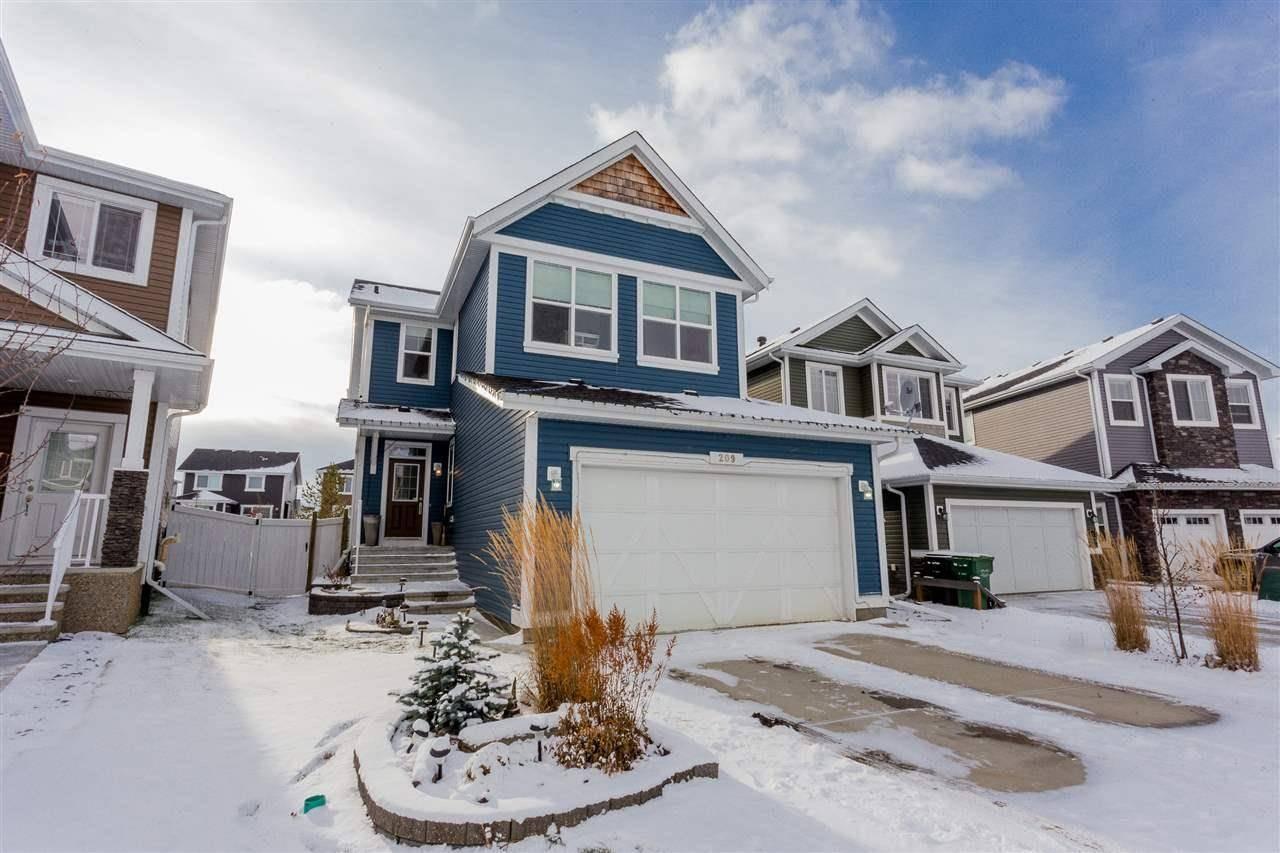 House for sale at 209 Sheppard Circ Leduc Alberta - MLS: E4179189