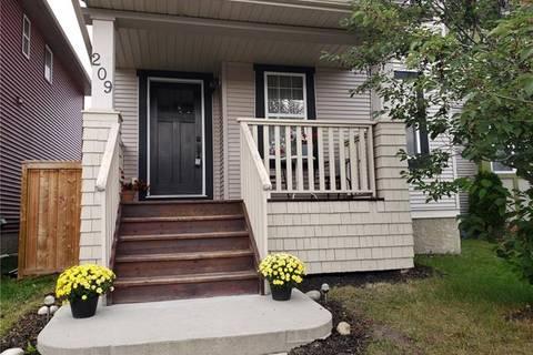 House for sale at 209 Silverado Range Vw Southwest Calgary Alberta - MLS: C4294651