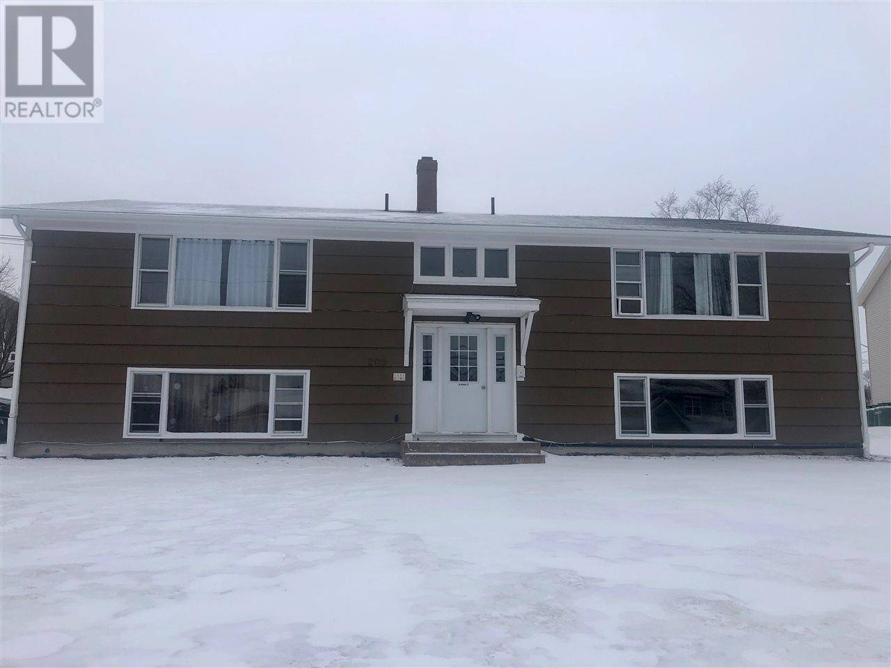 Townhouse for sale at 209 St. Peters Rd Charlottetown Prince Edward Island - MLS: 202000247