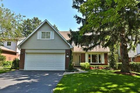 House for sale at 209 Weldon Ave Oakville Ontario - MLS: W4670321