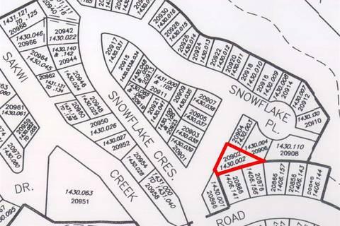 Home for sale at 20902 Snowflake Cres Agassiz British Columbia - MLS: R2406878