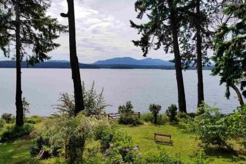 House for sale at 20905 Porlier Pass Rd Galiano Island British Columbia - MLS: R2483815