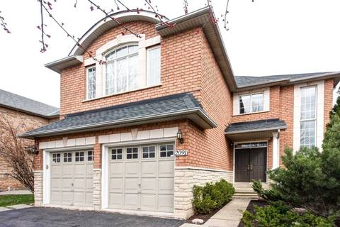 House for sale at 2091 Summer Heights Tr Oakville Ontario - MLS: W4456120