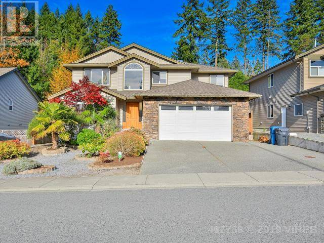 House for sale at 2092 Mountain Vista Dr Nanaimo British Columbia - MLS: 462758
