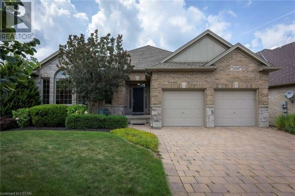 House for sale at 2093 Riverbend Rd London Ontario - MLS: 213439