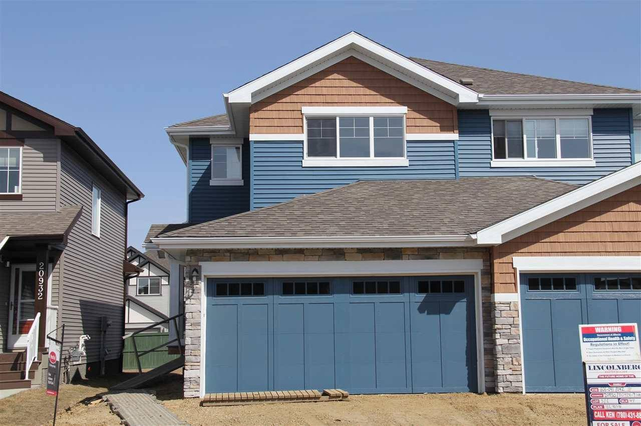 Townhouse for sale at 20930 95 Ave Nw Edmonton Alberta - MLS: E4192775
