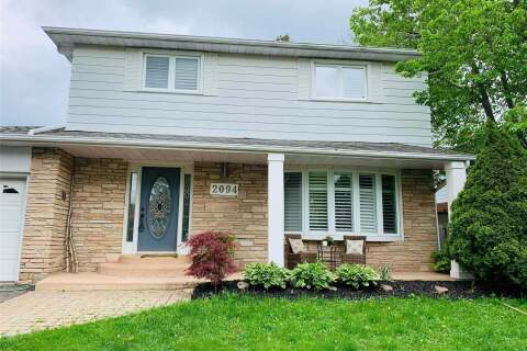 House for sale at 2094 Thornlea Dr Oakville Ontario - MLS: W4775866