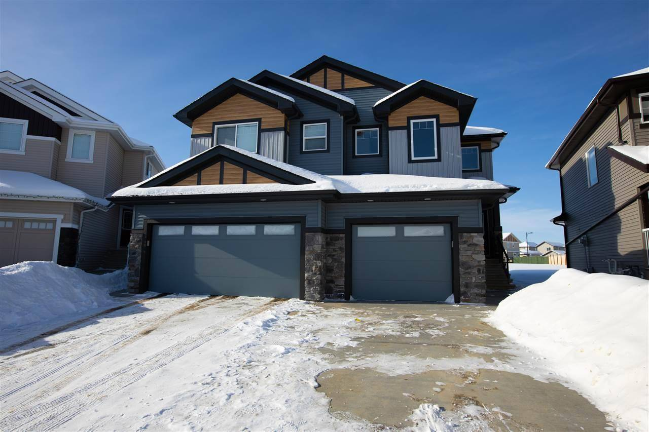 Townhouse for sale at 20949 95 Ave Nw Edmonton Alberta - MLS: E4188337