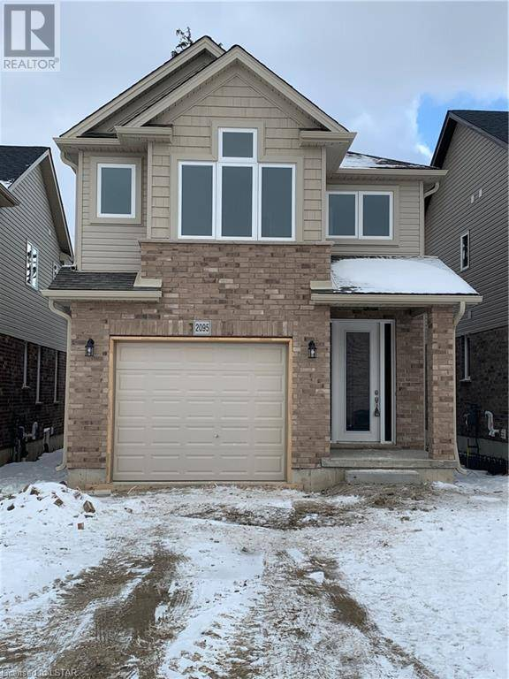 House for sale at 2095 Cedarpark Dr London Ontario - MLS: 244759