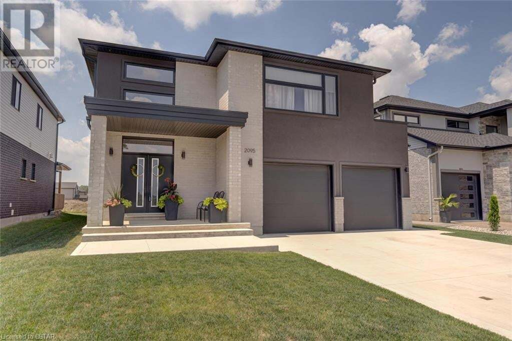 House for sale at 2095 Ironwood Rd London Ontario - MLS: 273047