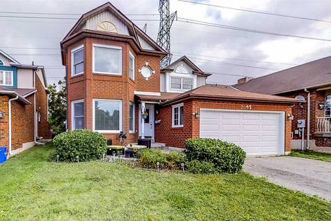 House for sale at 2095 Lynn Heights Dr Pickering Ontario - MLS: E4581806