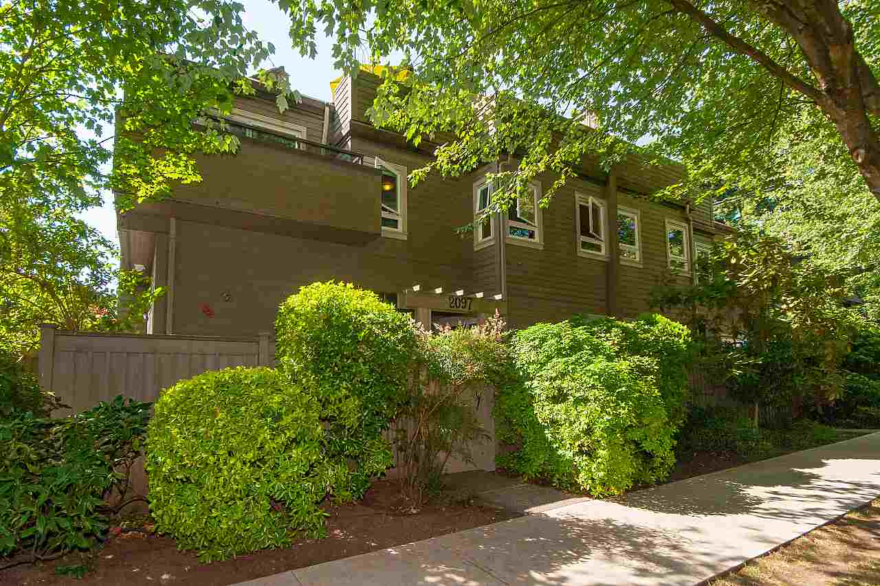 Sold: 2097 Balsam Street, Vancouver, BC