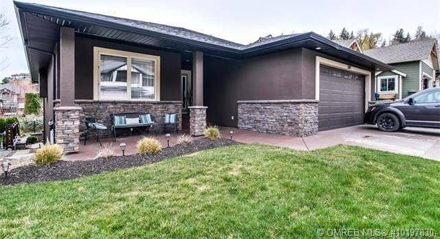 House for sale at 2097 Shelby Cres West Kelowna British Columbia - MLS: 10197830