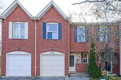 Townhouse for sale at 2098 Pelee Blvd Oakville Ontario - MLS: W4630750