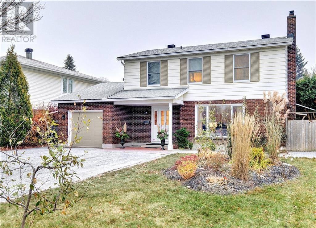 House for sale at 2098 Radford Ct Ottawa Ontario - MLS: 1176740