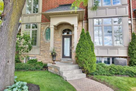 Townhouse for sale at 209 Randolph Rd Toronto Ontario - MLS: C4793922