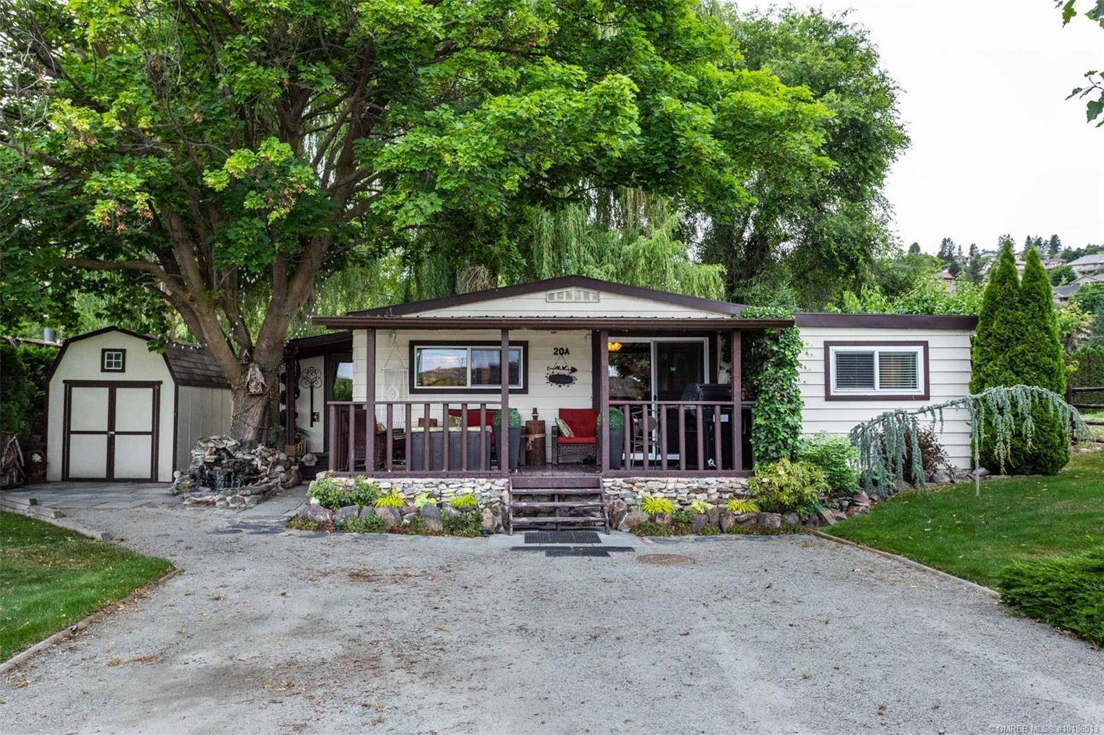 Home for sale at 1375 Green Bay Rd Unit 20a West Kelowna British Columbia - MLS: 10186513