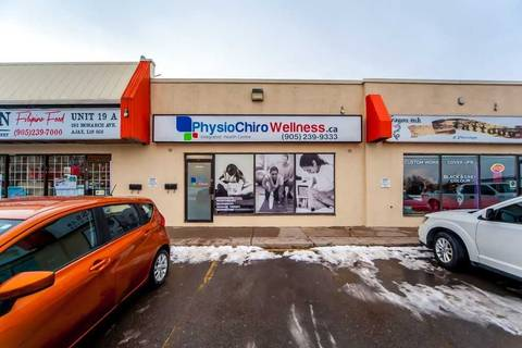 Commercial property for sale at 282 Monarch Ave Unit 20A Ajax Ontario - MLS: E4657124