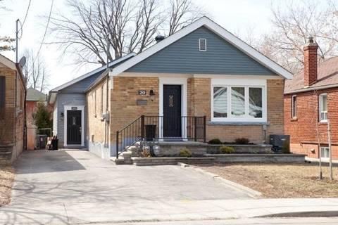House for rent at 20 Phenix Dr Toronto Ontario - MLS: E4566198